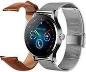 Overmax Touch 2.5 (S) - Smartwatch - Zilverkleurig