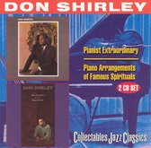 Pianist Extraordinare/Piano Arrangements of Famous Spirituals