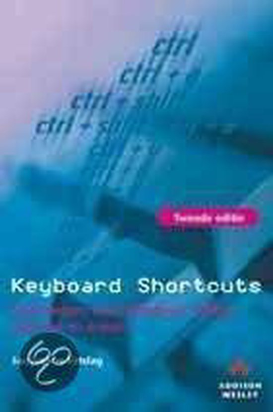 Cover van het boek 'Keyboard Shortcuts'