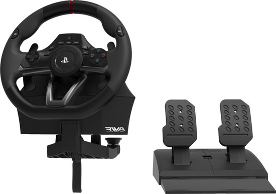 Hori Apex Racestuur - Official Licensed - PC / PS4 / PS3