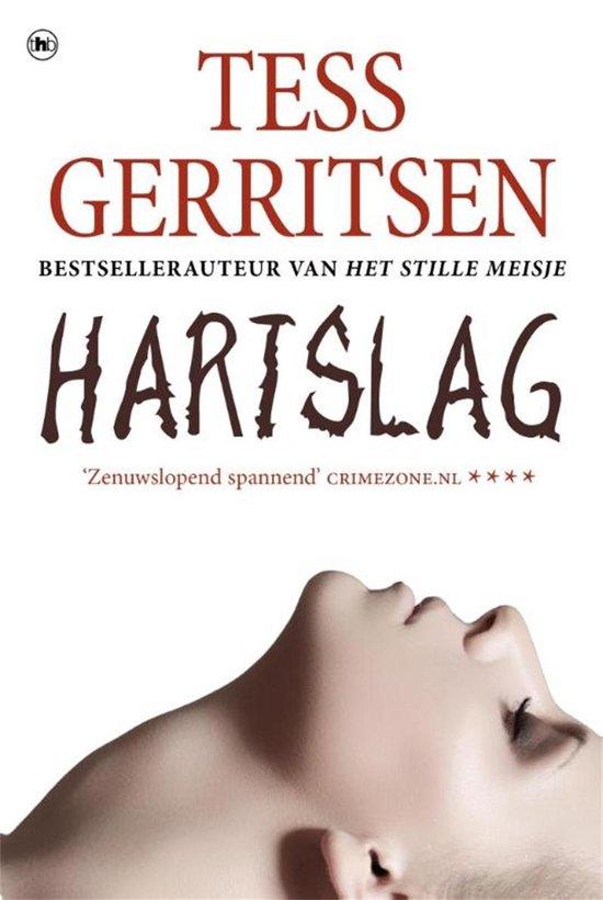 Cover van het boek 'Hartslag' van Tess Gerritsen