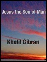 Omslag Jesus the Son of Man