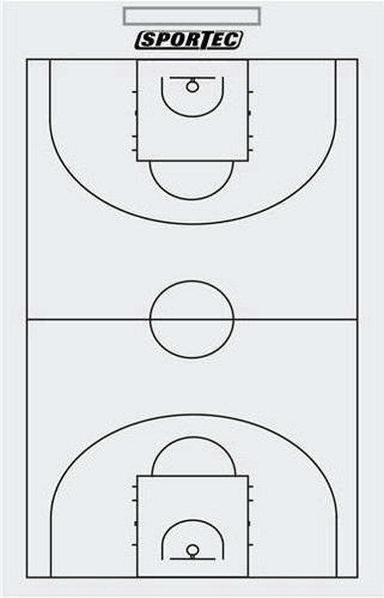 Sportec Light Coachbord - Basketbal