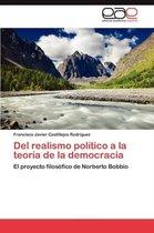 del Realismo Politico a la Teoria de La Democracia