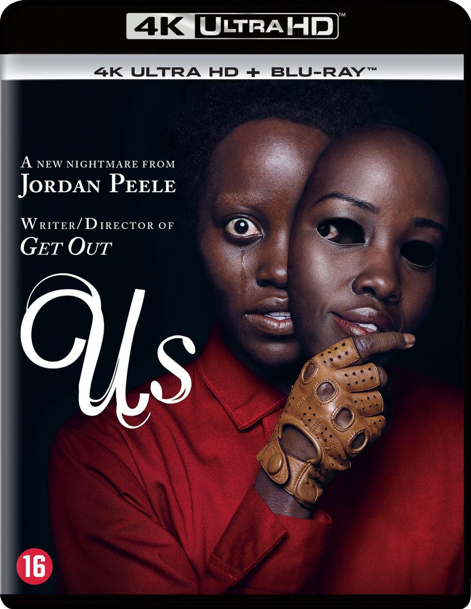 Us (4K Ultra HD Blu-ray)-
