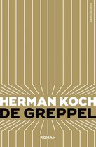 Boek cover De greppel van Herman Koch (Onbekend)