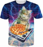 Taco en pizza kat trui Superfout Vandaag besteld, morgen