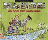 Strip voor beginnende lezers - De boot van oom Kees