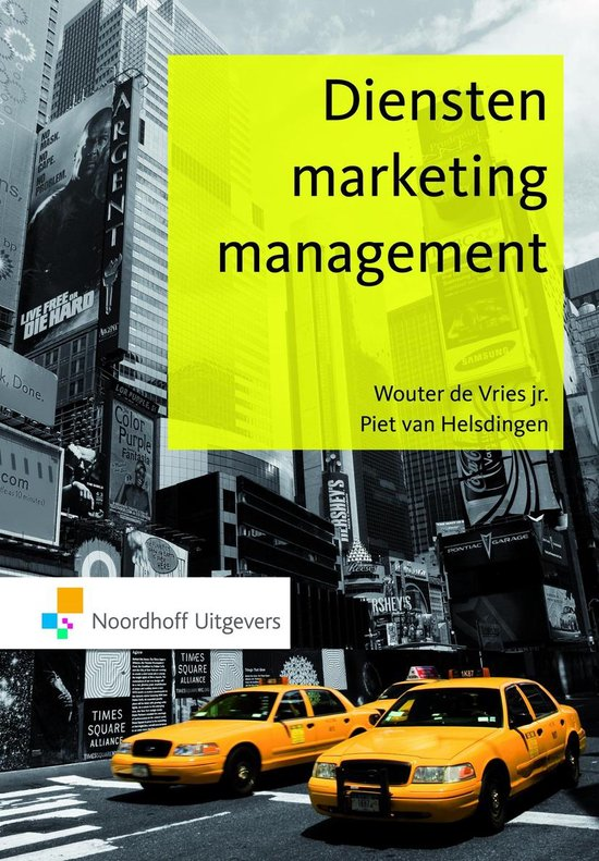 Dienstenmarketingmanagement - Walter de Vries |