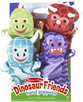 Melissa & Doug Handpoppen - Dinosaurus