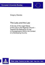 Laity and the Law