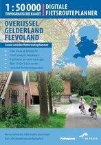 Digitale fietsrouteplanner  / Overijssel, Gelderland, Flevoland