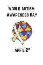 World Autism Awareness Day April 2nd