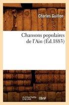 Chansons populaires de l'Ain (Ed.1883)