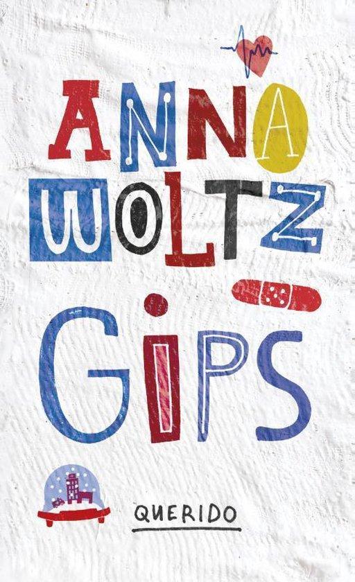 Boek cover Gips van Anna Woltz (Hardcover)