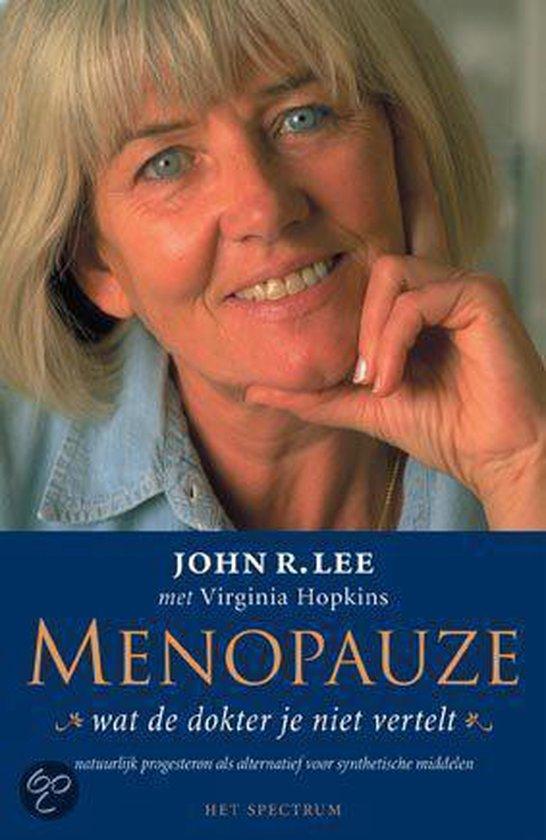 Menopauze - John R. Lee | Readingchampions.org.uk