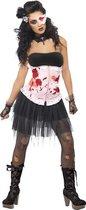 Tokyo Dolls Bleeding Beauty Kostuum | maat M ( 40 -42 )