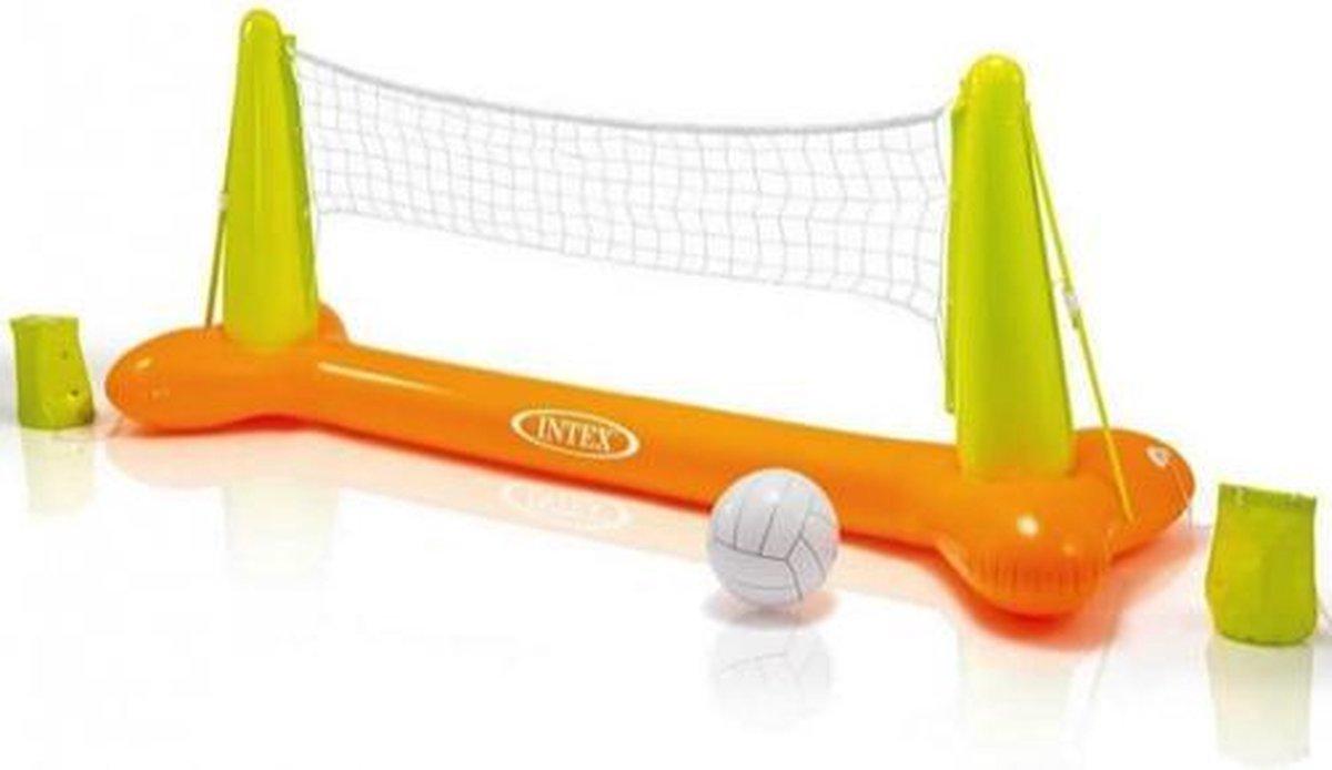 Intex zwembad volleybal spel