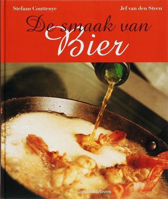 De Smaak Van Bier - Jef van den Steen |