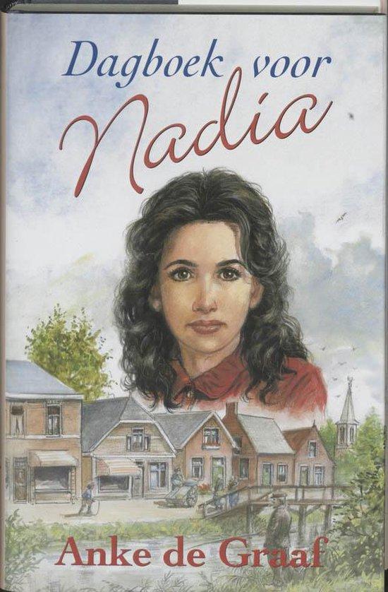 Boek cover Dagboek Voor Nadia van Anke de Graaf (Hardcover)