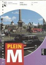 Boek cover Plein M Lwoo vmbo bk 1 C Leerwerkboek van