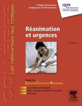Boek cover Réanimation et urgences van Collège Des Enseignants de Réa (Onbekend)