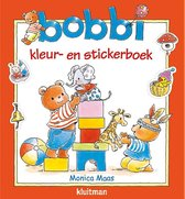 Bobbi - Bobbi kleur- en stickerboek
