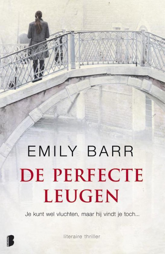 Perfecte leugen - Emily Barr |