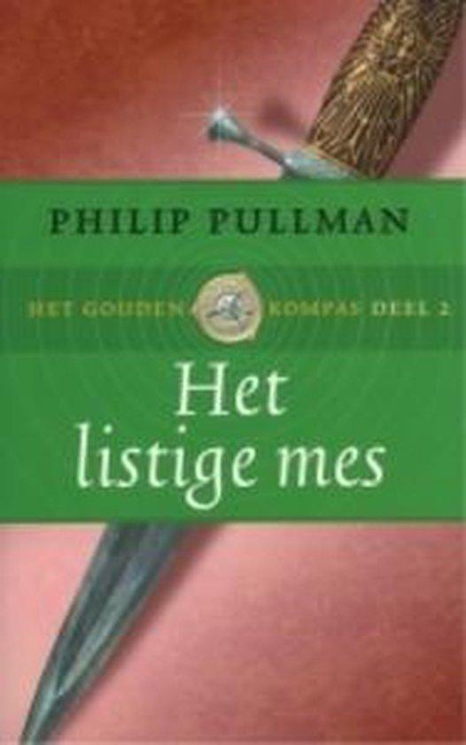 Het Listige Mes - Philip Pullman |