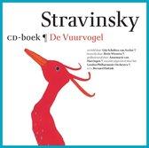 Boek cover Stravinsky. De Vuurvogel. CD-boek van London Philharmonic Orchestra (Hardcover)