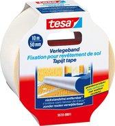Tesa Tapijttape Dubbelzijdig - 10 m x 50 mm