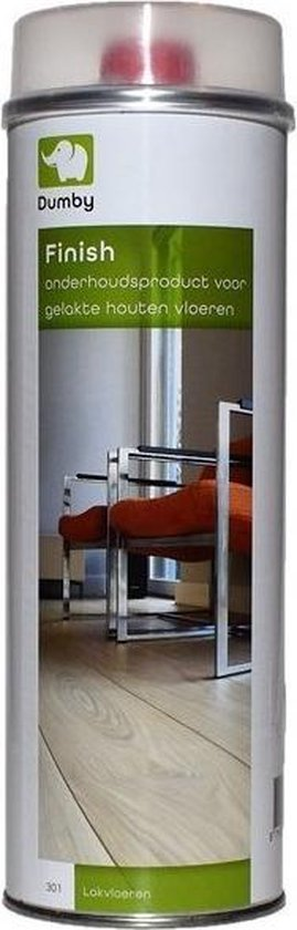 Dumby Finish 1 liter - voor gelakte houten vloeren