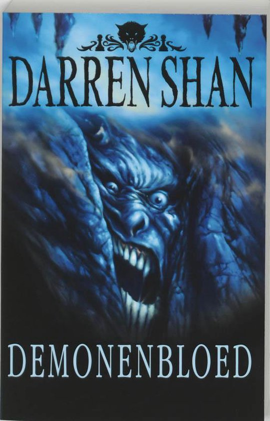 Demonenbloed - D. Shan  