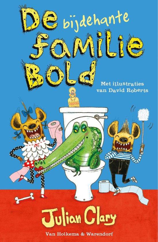 De familie Bold 2 - De bijdehante familie Bold - Julian Clary |