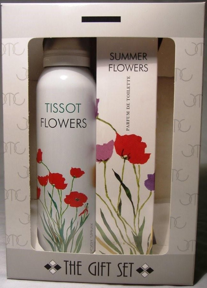 Milton Lloyd Summer Flowers Gift set - Milton Lloyd
