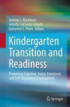 Omslag Kindergarten Transition and Readiness