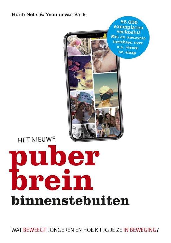 Boek cover Het nieuwe puberbrein binnenstebuiten van Huub Nelis (Paperback)