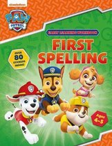 First Spelling (Ages 4 to 5; PAW Patrol Early Learning Sticker Workbook)