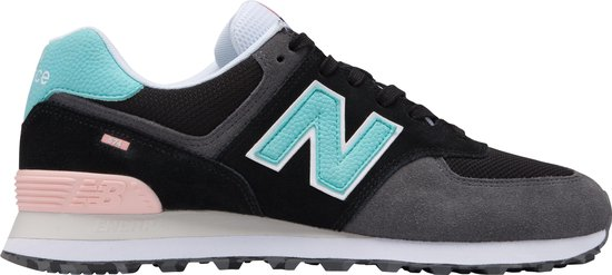 New Balance 574 Sneakers Heren - Black - Maat 45