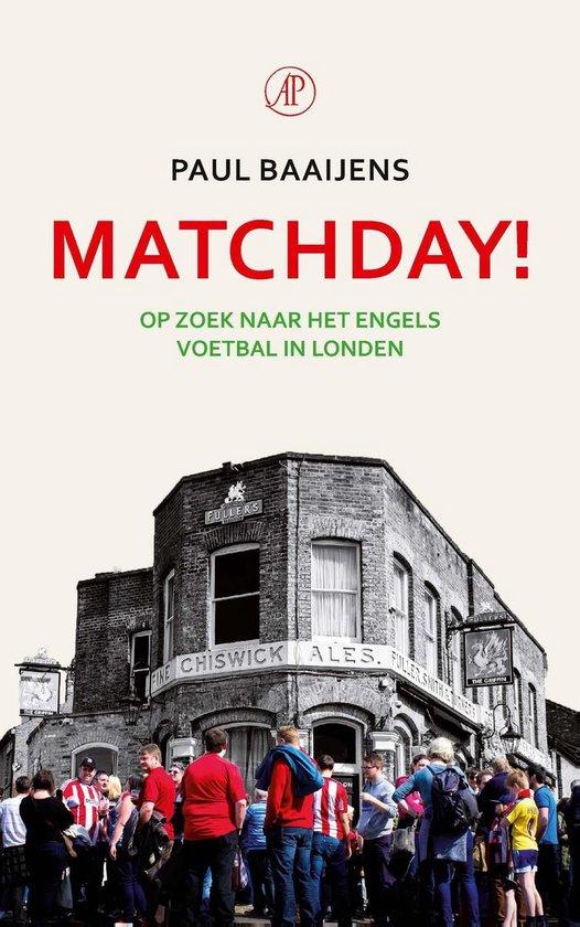 Matchday! - Paul Baaijens |
