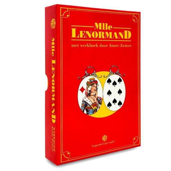 Lenormand waarzegkaarten set originele uitvoering - A. Lenormand |
