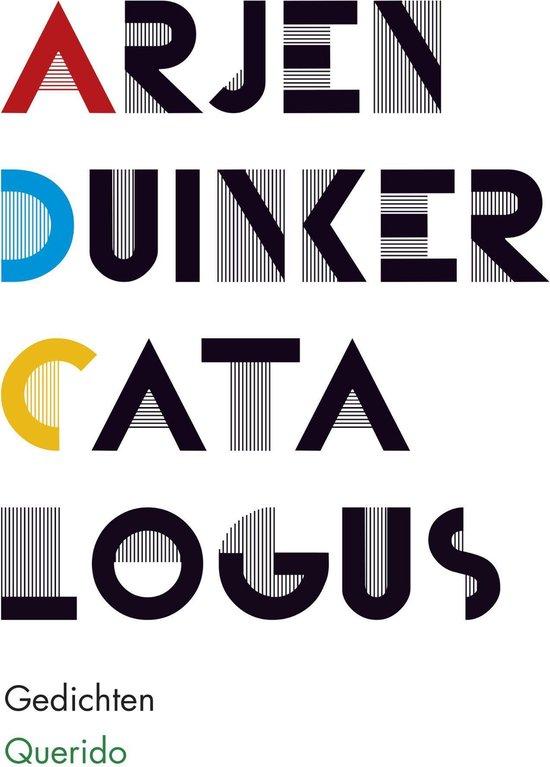 Catalogus - Arjen Duinker | Fthsonline.com