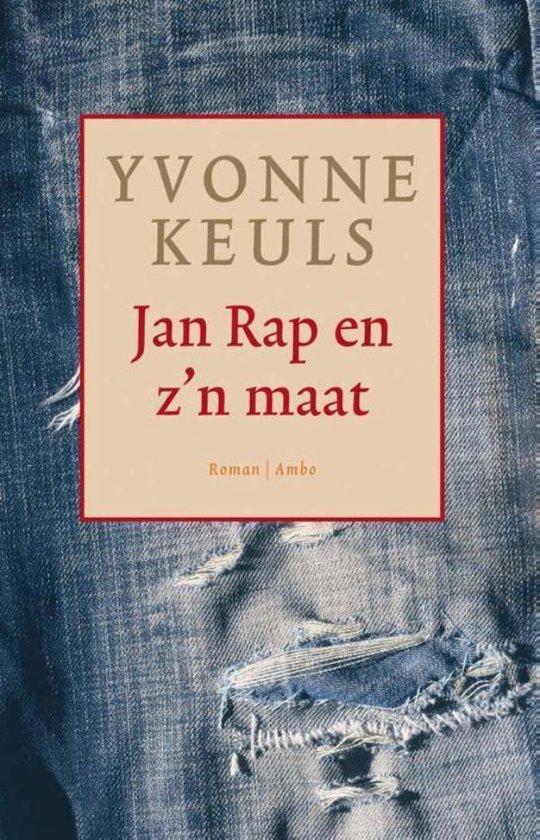 Jan Rap en z'n maat - Yvonne Keuls |