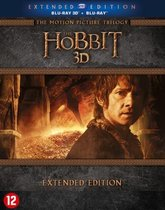 The Hobbit Trilogy (Extended Edition) (3D+2D Blu-ray)