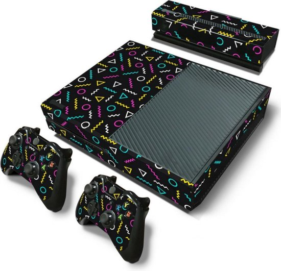 Memphis – Xbox One Console Skins Stickers