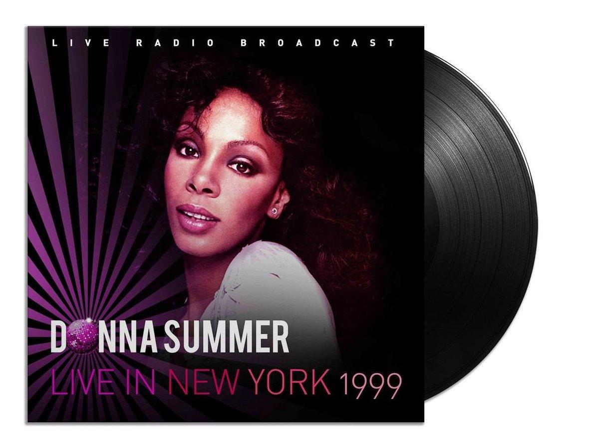 Live In New York 1999 (LP) - Donna Summer