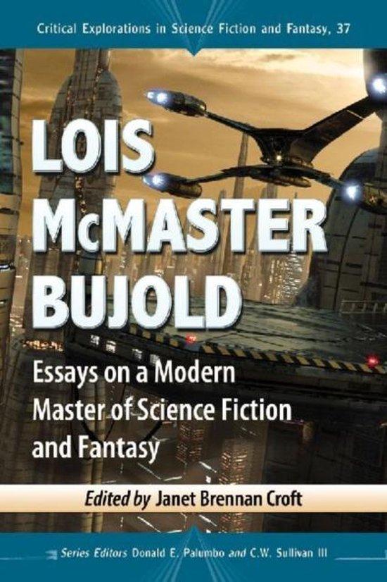 Boek cover Lois McMaster Bujold van Janet Brennan Croft (Paperback)