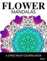 Flower Mandalas Vol 3