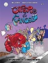 Omslag Cifero & Kangelo N.0 - Riunione di Condominio