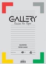 Gallery kalkpapier formaat 297 x 42 cm (A3) etui van 20 vel